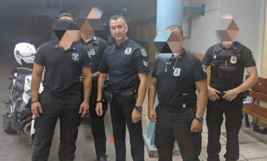 Επίθεση χούλιγκανς σε αστυνομικούς της Oμάδας Ζ