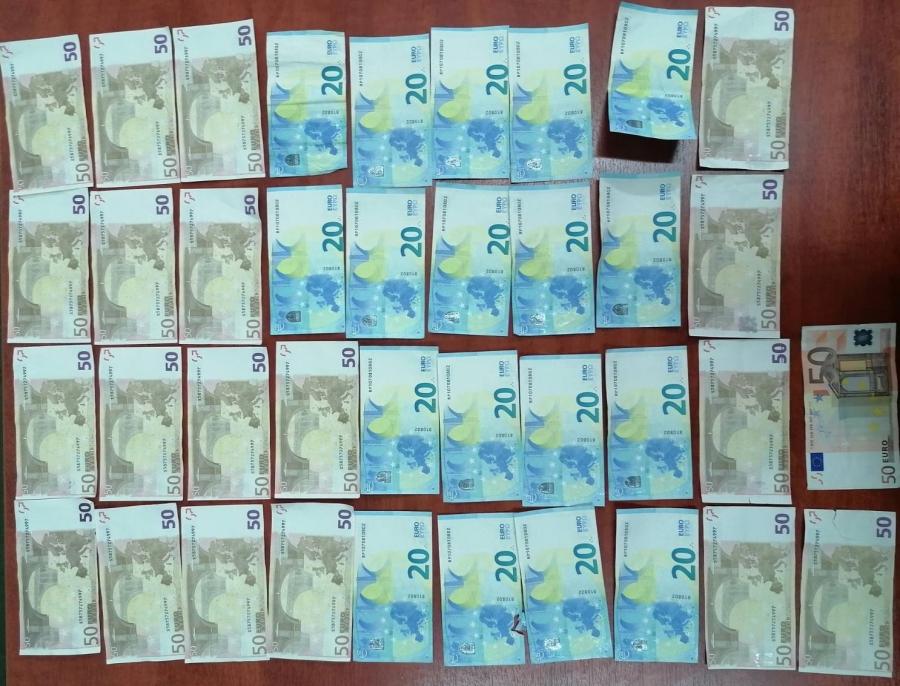 Ιωάννινα: Βγήκαν για ψώνια με 1.360 ευρώ σε πλάστα, αλλά θα κάνουν Χριστούγεννα μέσα..