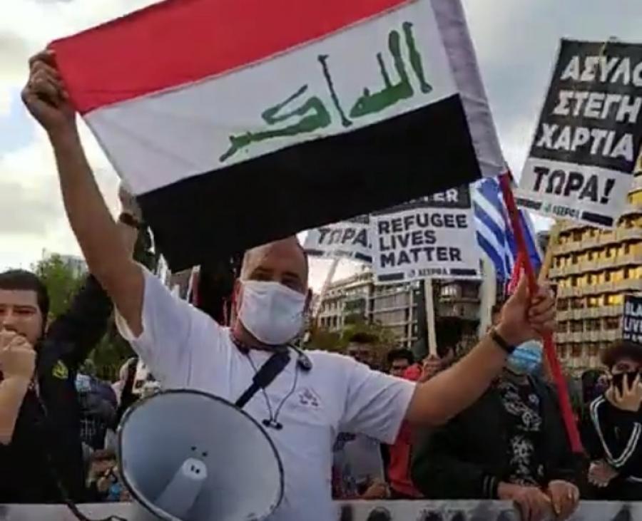 Η Αστυνομία απαγόρευσε συγκεντρώσεις διαμαρτυρίας αλλοδαπών κατά της Γαλλίας στην Αθήνα