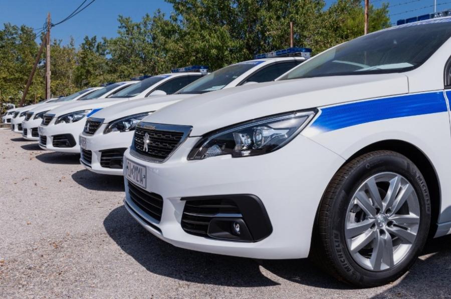 Ενισχύεται με 62 περιπολικά ο στόλος της Ελληνικής Αστυνομίας