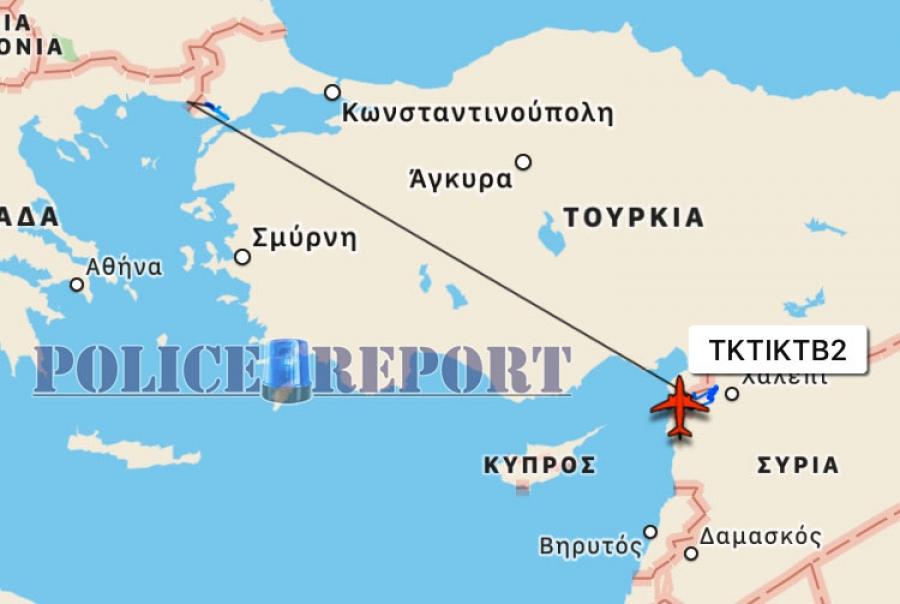 Τούρκικα επιχειρησιακά drones 16 χιλιόμετρα μέσα στα Ελληνοτουρκικά σύνορα