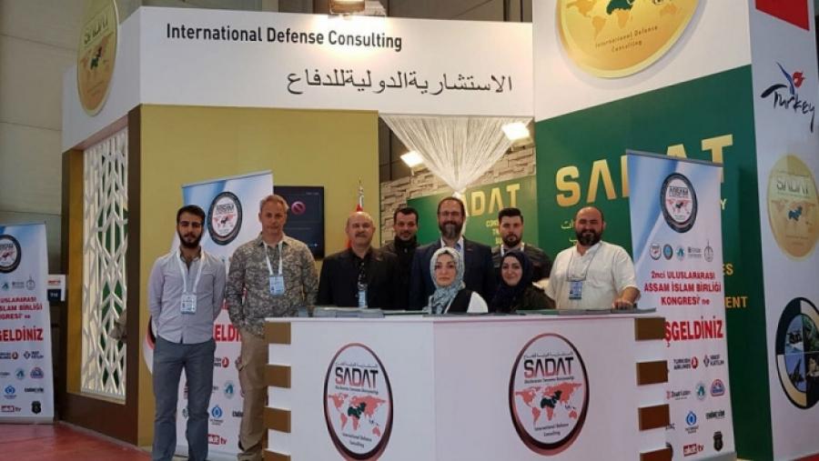 Οι σχέσεις της SADAT με το καθεστώς Ερντογάν