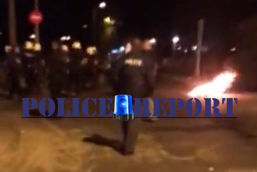 ΕΚΤΑΚΤΟ: Επίθεση με καραμπίνες σε αστυνομικούς από Ρομά στο Μενίδι - Τρεις αστυνομικοί τραυματίες