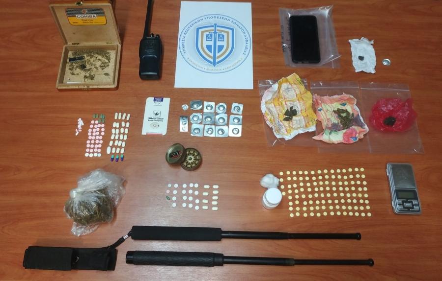 Φυλακές Κορυδαλλού: Σωφρονιστικός υπάλληλος & δημοτικός αστυνομικός διακινούσαν ναρκωτικά