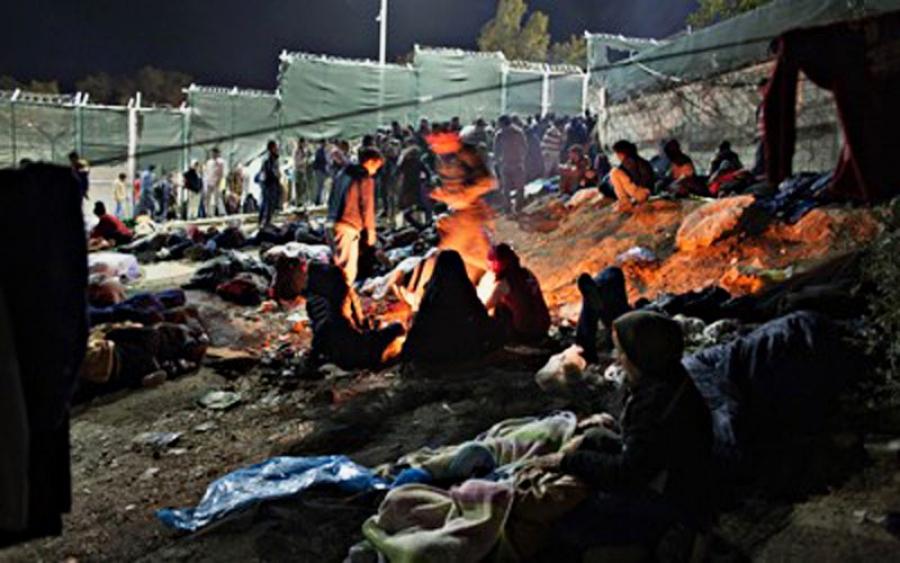 Greece detects the massive arrival of jihadists