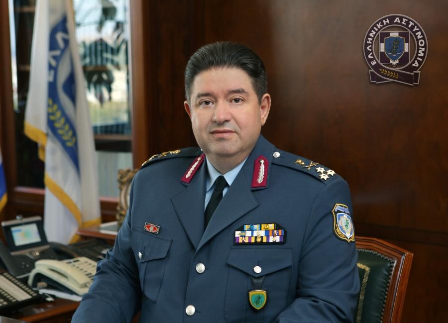Η ΕΛ.ΑΣ θρηνεί - Συλλυπητήριο μήνυμα του Αρχηγού, Αντιστράτηγου Μιχαήλ Καραμαλάκη