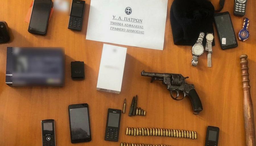 Πάτρα: Εξαρθρώθηκε εγκληματική οργάνωση που στρατολογούσε πληροφοριοδότες